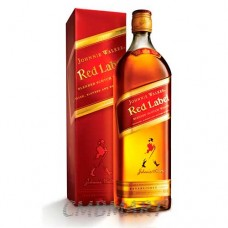 "Whiskey ""Johnnie Walker"" Red Label 0.75 L"